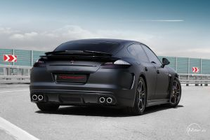 Porsche Panamera 2 by adisson-photography