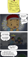 The Epic Beginning pt.6 by ChibiDonDC