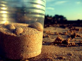 A Cup of Sand for Dinner by chantal86