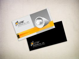 sample card+logo by Scundo