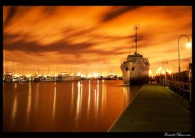 Night:Williamstown by DanielleMiner