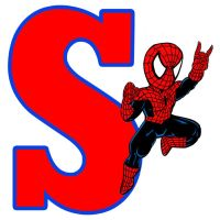 S is for Spider-Man by norrit07