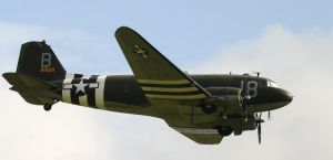 DC3 DAKOTA wings venture by Sceptre63