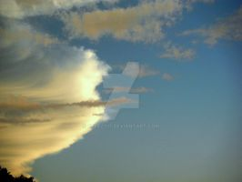 Clouds after a Rainshower 2 by Breezy17