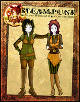 I and Me- steampunk meme by I-and-Me
