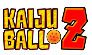 Kaiju Ball Z Logo by KingAsylus91