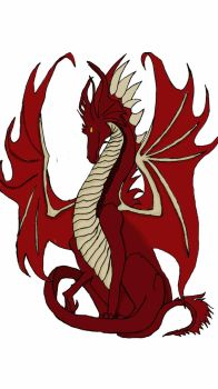 Red Dragon by queenofmanson