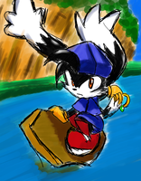 Klonoa OC by 8Horns