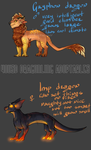 Dragonling adoptables by kevintheradioguy
