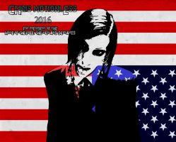 Chris Motionless Pop Art by FFgeek97116