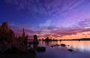 Sunrise at Mono Lake by MattGranzPhotography