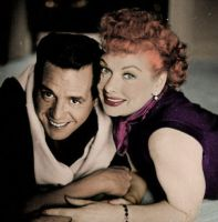 Lucy and Desi 784 by ajax1946