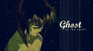 ghost in the shell header 1 by KaMoonDNA
