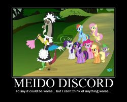 Discord Motivational by CrossoverPrincess