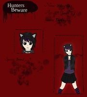 Abbey .:Application:. by DalekWithAKeyblade