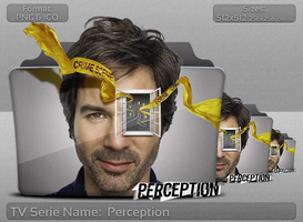 Perception - Tv Series Folder Icon by atty12