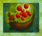 Voyage of the Orange tree SOLD by graemeb