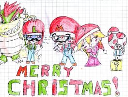 Merry X-max! by MGZE