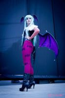 Stand up - Morrigan by Paz-Cosplay