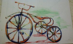 The Tricycle by YaYaYhav