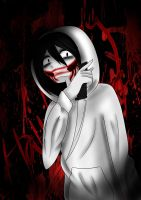 Jeff The Killer by MisukiShimido