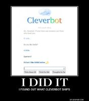 Cleverbot - Take Two by PerryTheTeenageGirl
