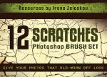 scratches brush pack by ftourini