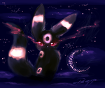 Umbreon Zodiac by Psunna