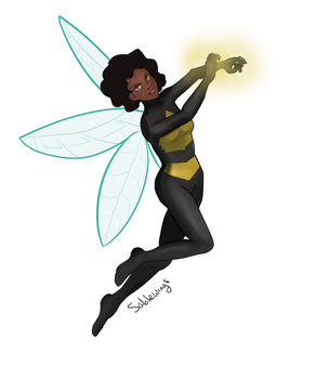 Bumble Bee DC by sable-wings