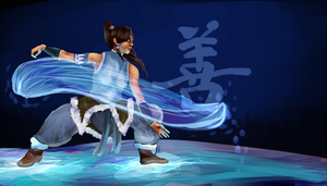 Korra :: I Follow Rivers by OrthopedicUnderwear