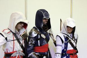 Assassin's Creed Cosplay 6 by killaboom