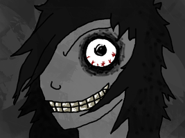 Jeff The Killer by littleblackmariah