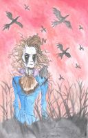 Romantical Me: The Scarecrow by DemonCartoonist
