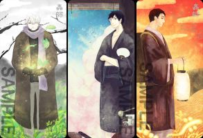 mushishi card tec by HydroENKI
