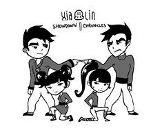 Parallel Xiaolin Universe by Marcusqwj