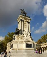 Alfonso XII's memorial 4 by ste-65