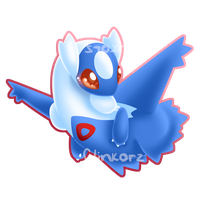 Latios by Clinkorz