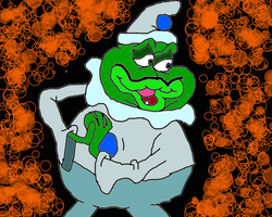 Halloween Meanies 08 by conlimic000