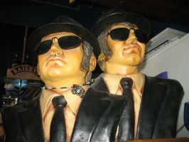 Blues bros. by Ommadawn