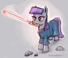 Darth Maud by HereticalRants