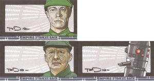 Empire sketch cards batch 6 by NORVANDELL