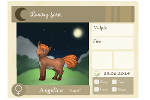 Lunary farm - Angelica by moonlightwalk