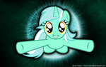 Lyra Wallpaper by Cloud-Twister