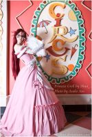 Pincess Grell by shua-cosplay