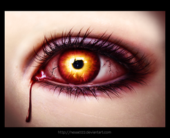 Blooding Tear by nessa022