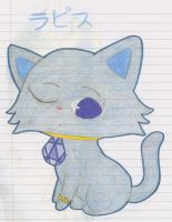 Jewelpet Lapis by Alice-of-Africa
