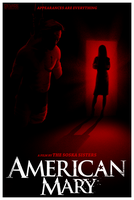American Mary Poster by SamRAW08