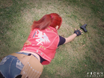 Claire Redfield RE DC cosplay by Vicky-Redfield