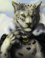 The Snow King by Liraelwolf
