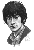Alex Turner by litesnake